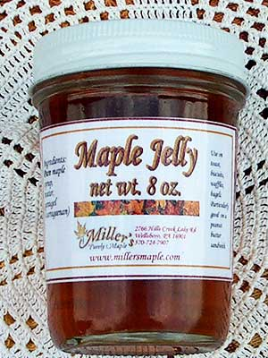 Maple Jelly